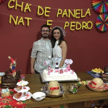Chá de Panela com loja Natália e Pedro